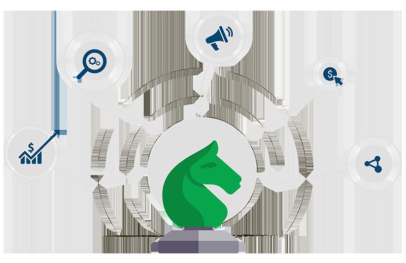 Icone WSI stratégie marketing