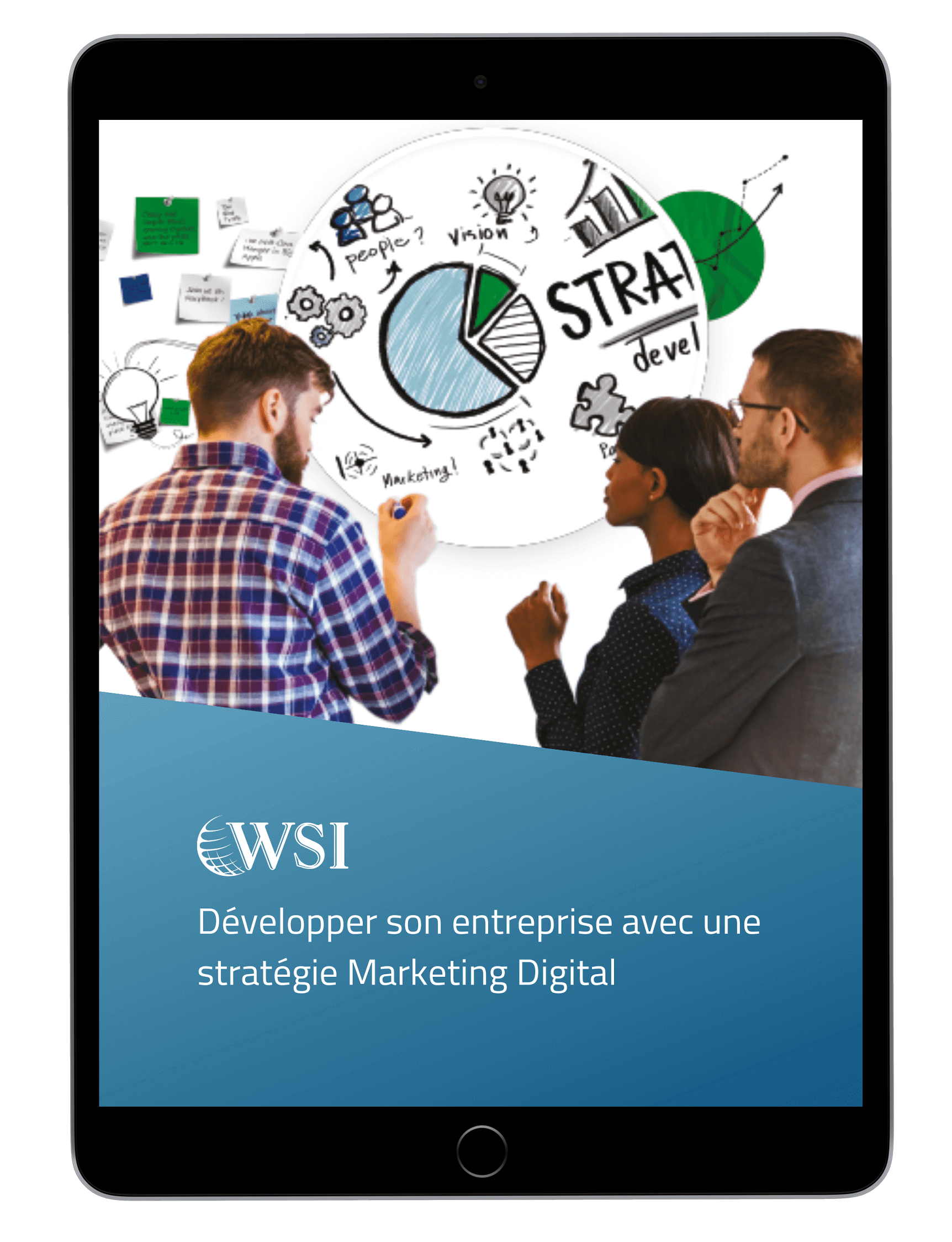 Guide strategie marketing digital