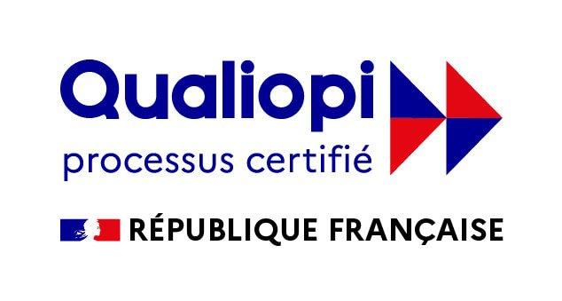 Logo de certification Qualiopi