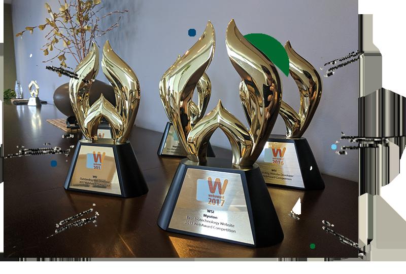Agence webmarketing award
